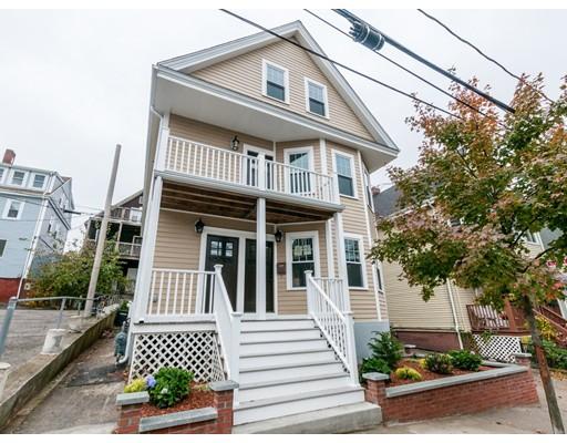 Condominium for Sale at 55 Partridge Avenue 55 Partridge Avenue Somerville, Massachusetts 02145 United States