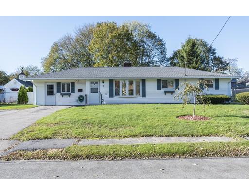Single Family Home for Sale at 7 Clara Road 7 Clara Road Holbrook, Massachusetts 02343 United States