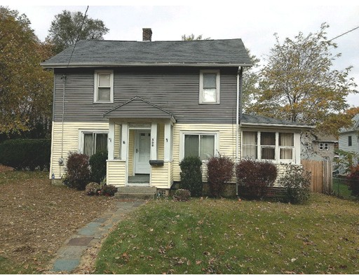 独户住宅 为 销售 在 300 Kings Hwy 300 Kings Hwy West Springfield, 马萨诸塞州 01089 美国
