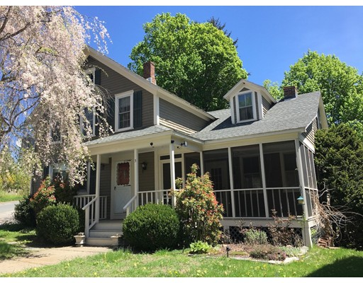 Single Family Home for Sale at 3 Pleasant Street 3 Pleasant Street Huntington, Massachusetts 01050 United States