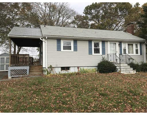 Single Family Home for Sale at 82 Sherbrooke Avenue 82 Sherbrooke Avenue Braintree, Massachusetts 02184 United States