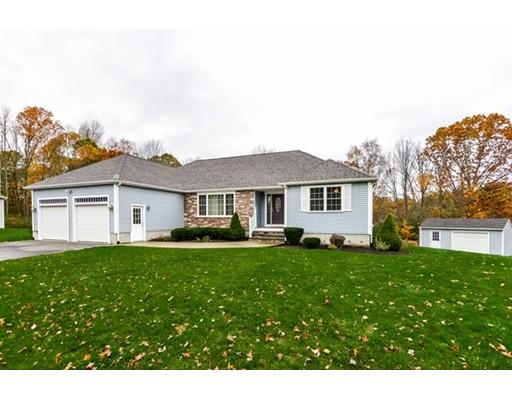 独户住宅 为 销售 在 100 Karen's Way 100 Karen's Way Raynham, 马萨诸塞州 02767 美国
