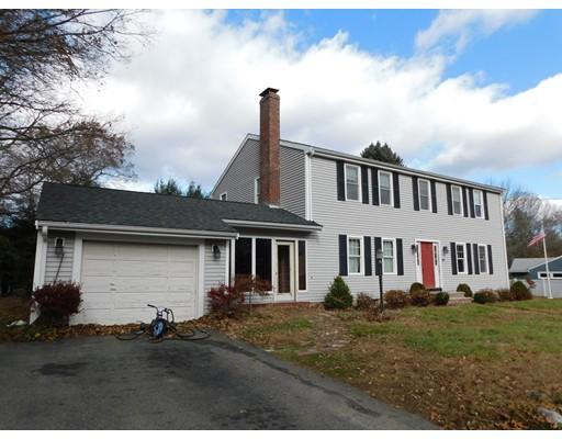 Частный односемейный дом для того Продажа на 48 Westwood Drive 48 Westwood Drive Whitman, Массачусетс 02382 Соединенные Штаты