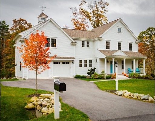 独户住宅 为 销售 在 11 Bayberry Lane 11 Bayberry Lane Norwell, 马萨诸塞州 02061 美国