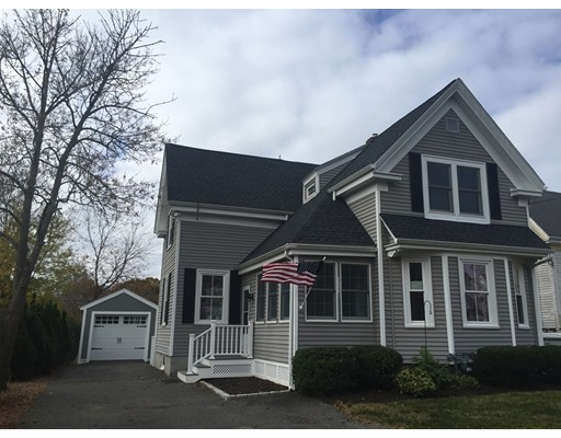 Single Family Home for Sale at 12 Somerset Avenue 12 Somerset Avenue Beverly, Massachusetts 01915 United States