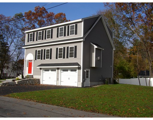Single Family Home for Sale at 3 Seven Oaks Road Billerica, 01862 United States