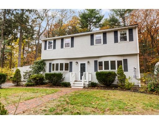 Частный односемейный дом для того Продажа на 18 Knollwood Road 18 Knollwood Road Tewksbury, Массачусетс 01876 Соединенные Штаты