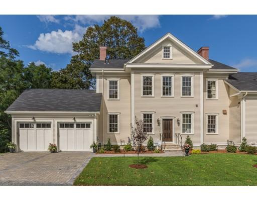 Single Family Home for Rent at 19 Ponybrook Lane #19 19 Ponybrook Lane #19 Lexington, Massachusetts 02420 United States