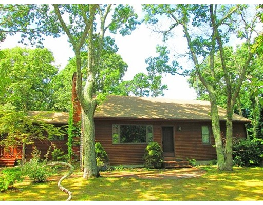 Single Family Home for Sale at 115 Pineneedle Road 115 Pineneedle Road Wellfleet, Massachusetts 02667 United States