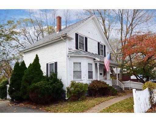 Single Family Home for Sale at 5 Collins Street 5 Collins Street Danvers, Massachusetts 01923 United States