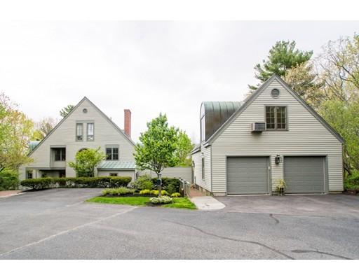 Condominium for Sale at 36 Jackson Pond Road Dedham, Massachusetts 02026 United States