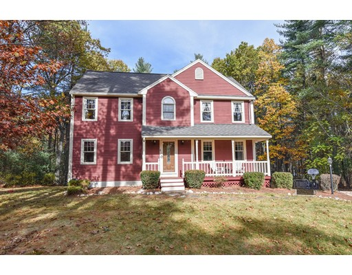 Single Family Home for Sale at 4 Nehemiah Road 4 Nehemiah Road Shirley, Massachusetts 01464 United States