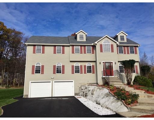 Single Family Home for Sale at 3 Rosemary Lane 3 Rosemary Lane Chelmsford, Massachusetts 01824 United States