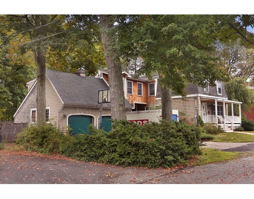 Single Family Home for Sale at 9 Boardman Street 9 Boardman Street Georgetown, Massachusetts 01833 United States