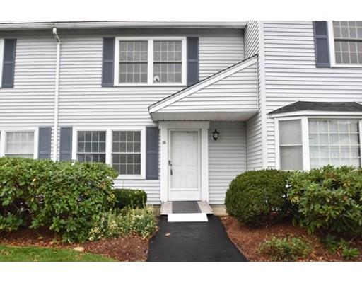 Appartement en copropriété pour l Vente à 13 Pullard Road 13 Pullard Road Grafton, Massachusetts 01519 États-Unis