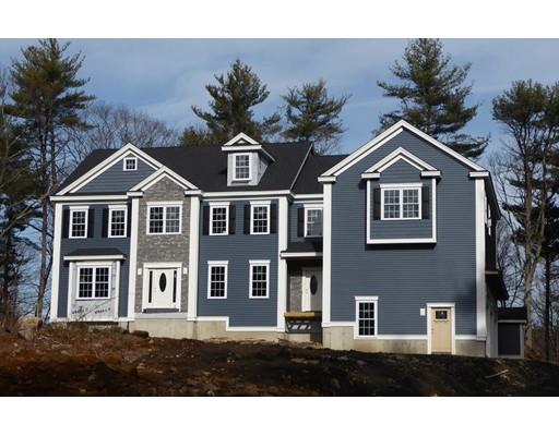Частный односемейный дом для того Продажа на 3 Grapevine Road 3 Grapevine Road Wenham, Массачусетс 01984 Соединенные Штаты