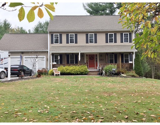 Single Family Home for Sale at 5 Reed Road 5 Reed Road Sterling, Massachusetts 01564 United States
