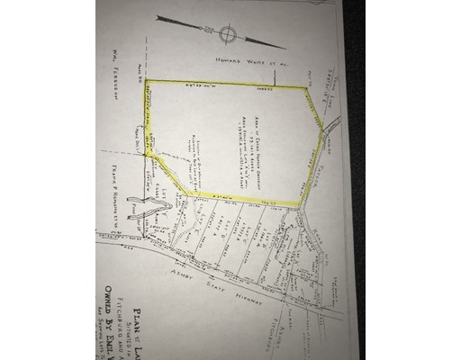 土地 为 销售 在 OLD NORTHFIELD ROAD 菲奇堡, 马萨诸塞州 01420 美国
