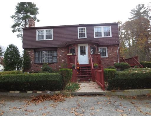 独户住宅 为 销售 在 14 Autumn Street Billerica, 01821 美国