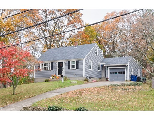 Single Family Home for Sale at 395 Liberty Street 395 Liberty Street Braintree, Massachusetts 02184 United States