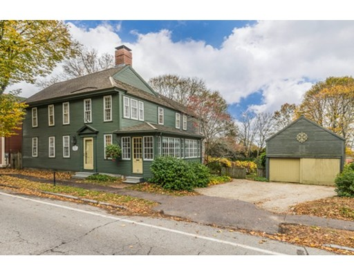 Single Family Home for Sale at 26 High Street Ipswich, Massachusetts 01938 United States