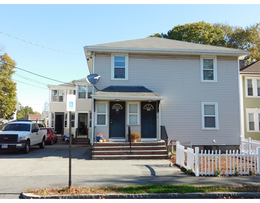 Multi-Family Home for Sale at 88 Old Colony Avenue 88 Old Colony Avenue Quincy, Massachusetts 02170 United States