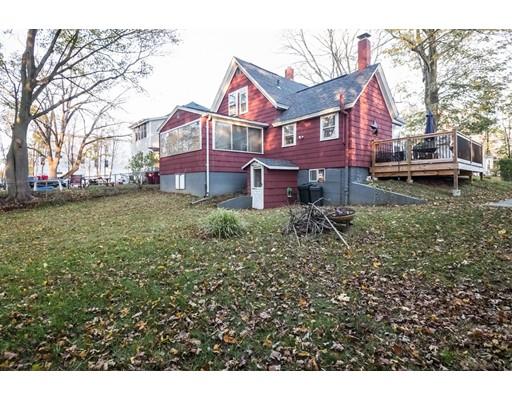 独户住宅 为 销售 在 6 Lovell Street Middleboro, 02346 美国