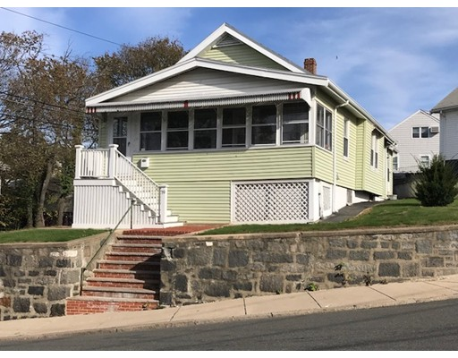Single Family Home for Sale at 79 Woodlawn Street 79 Woodlawn Street Everett, Massachusetts 02149 United States