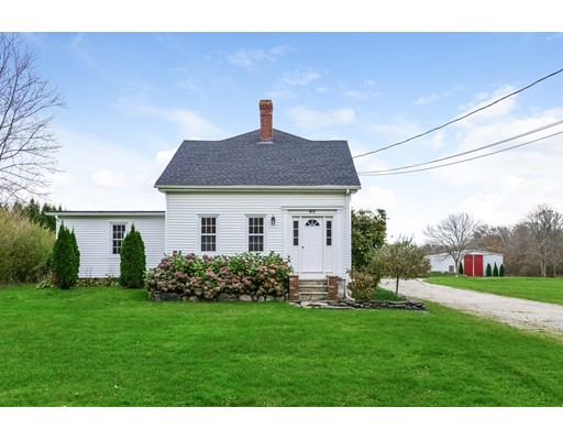 Single Family Home for Sale at 42 Brownell Road 42 Brownell Road Little Compton, Rhode Island 02837 United States