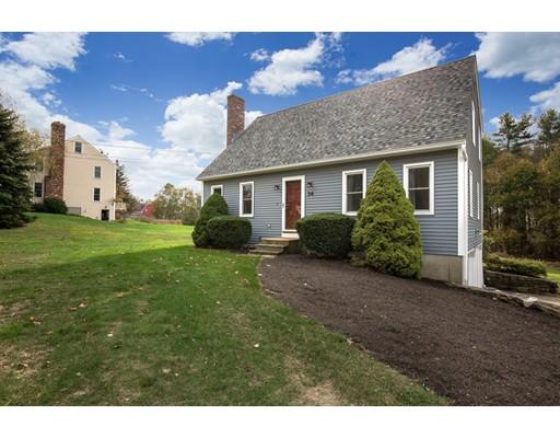 Частный односемейный дом для того Продажа на 34 Central Tree Road 34 Central Tree Road Rutland, Массачусетс 01543 Соединенные Штаты