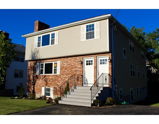 Multi-Family Home for Sale at 4 BRYON ROAD 4 BRYON ROAD Newton, Massachusetts 02467 United States