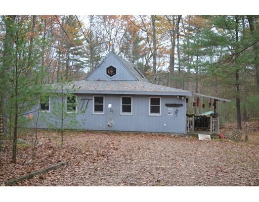 独户住宅 为 销售 在 109 Cedar Drive West Brookfield, 01585 美国