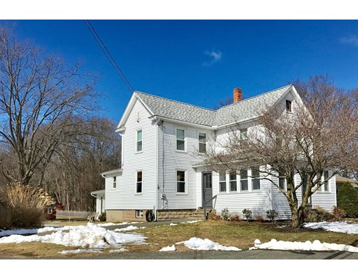 Single Family Home for Sale at 113 Prospect Street 113 Prospect Street Hatfield, Massachusetts 01038 United States