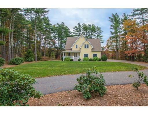 Single Family Home for Sale at 71 Center Street 71 Center Street Carver, Massachusetts 02330 United States