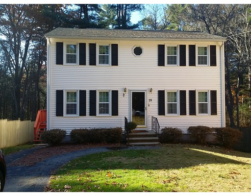 Single Family Home for Sale at 79 Outlook Road Billerica, 01862 United States