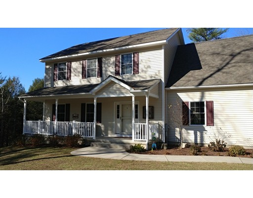 Single Family Home for Sale at 4 Coldbrook Drive Ware, Massachusetts 01082 United States