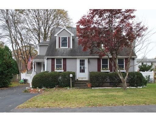 独户住宅 为 销售 在 46 Vesey Road 46 Vesey Road 伦道夫, 马萨诸塞州 02368 美国