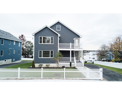 Condominium for Sale at 238 Prospect Avenue Revere, Massachusetts 02151 United States