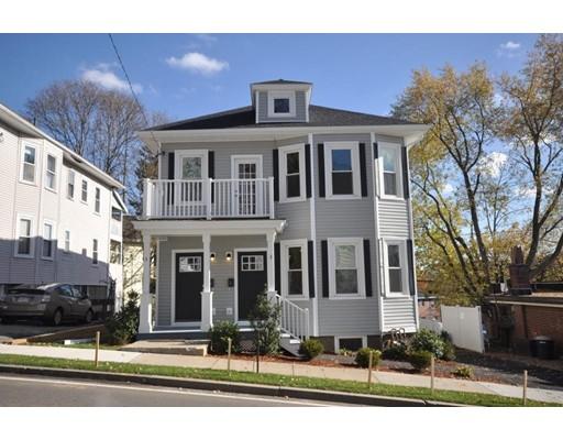 Condominio por un Venta en 5 Park Ave Extension #5 5 Park Ave Extension #5 Arlington, Massachusetts 02474 Estados Unidos