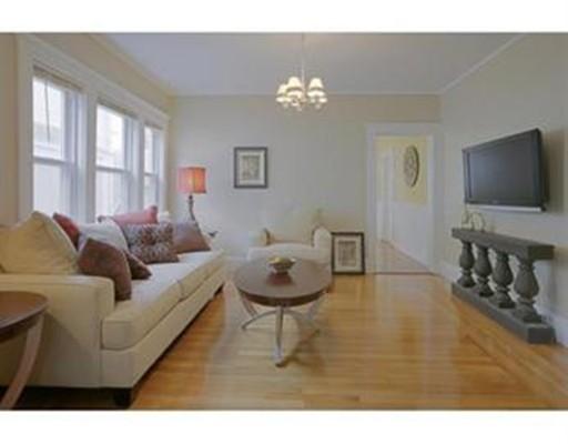 Single Family Home for Rent at 20 Teele Avenue 20 Teele Avenue Somerville, Massachusetts 02144 United States