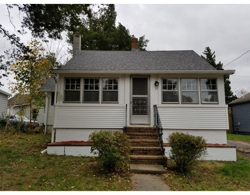 Single Family Home for Rent at 27 Cole Street Kingston, Massachusetts 02364 United States