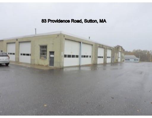 Comercial por un Alquiler en 83 Providence Road 83 Providence Road Sutton, Massachusetts 01590 Estados Unidos