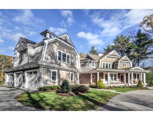Частный односемейный дом для того Продажа на 20 Wildcat Lane 20 Wildcat Lane Norwell, Массачусетс 02061 Соединенные Штаты