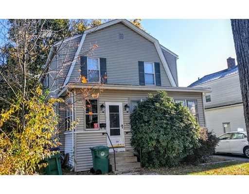 62  Marion St.,  Fitchburg, MA