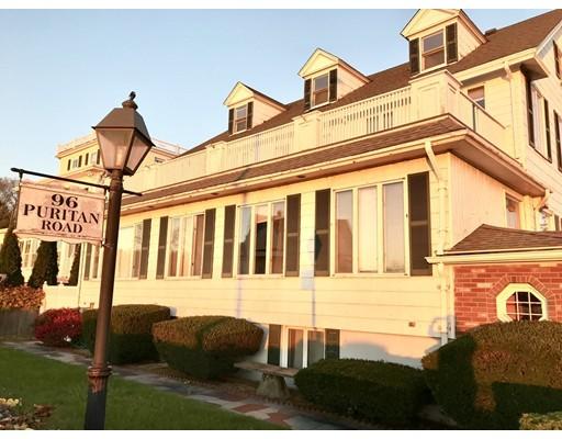 Appartement pour l à louer à 96 Puritan Road #1 96 Puritan Road #1 Swampscott, Massachusetts 01907 États-Unis