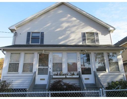 独户住宅 为 出租 在 761 Saint James Avenue Springfield, 01104 美国