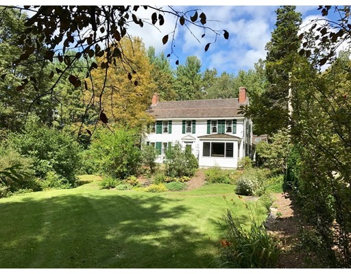 Single Family Home for Sale at 131 Shutesbury Road 131 Shutesbury Road Leverett, Massachusetts 01054 United States