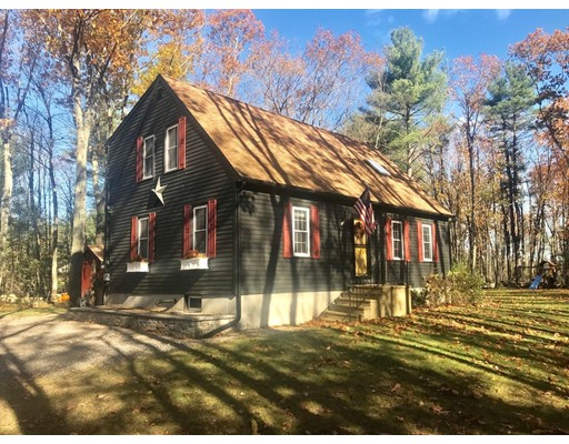 Single Family Home for Sale at 17 Prindle Hill Road 17 Prindle Hill Road Charlton, Massachusetts 01507 United States