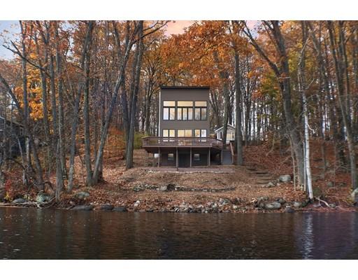 独户住宅 为 销售 在 60 Lake Sargent Drive 60 Lake Sargent Drive Leicester, 马萨诸塞州 01524 美国
