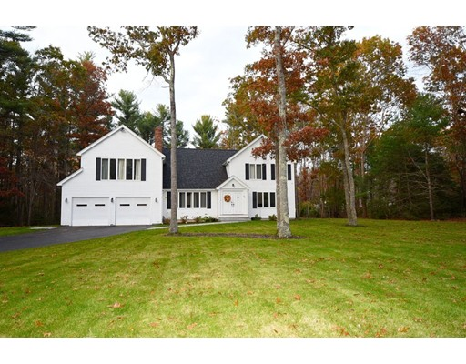 Single Family Home for Sale at 80 PRINCE ROGERS WAY Marshfield, Massachusetts 02050 United States